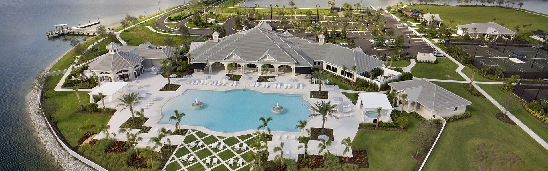 3-Club House Aerial